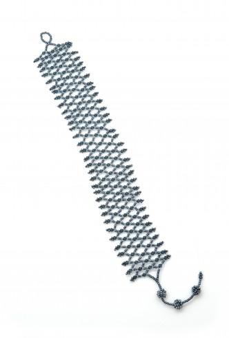 Swarovski Net Choker
